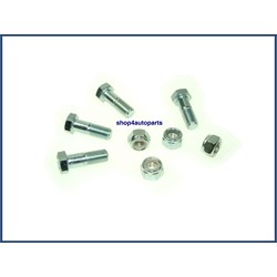 PBK001: PROP BOLT KIT 4 BOLTS & NUTS