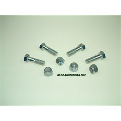 PBK003: PROP/FRONT FLANGE BOLT/NUT KIT