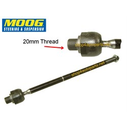 QFK500020G: TIE ROD SPINDLE STEERING RACK 20MM DISCOVERY 3 AND 4