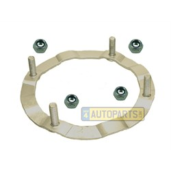 RNJ500010K: 572087 RING RETENTION SECURING TURRET KIT METRIC WITH NUTS