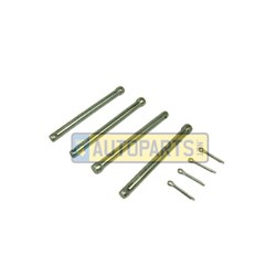 RTC5001: KIT BRAKE PAD RETAINING PINS 85MM FOR VEHICLES WITH SOLID DISCS