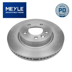 SDB000604M: BRAKE DISC FRONT COATED READY FIT