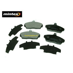 SFP100360M: BRAKE PAD SET FRONT