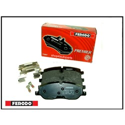 SFP500010F: FRONT BRAKE PADS FERODO DISCOVERY 3 & 4