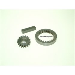 STC820: GEAR KIT LT77 GEARBOX UP TO AND INC. SUFFIX F