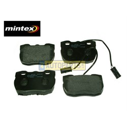 STC9190M: PAD SET MIN DISCOVERY/RANGE ROVER FR VENT