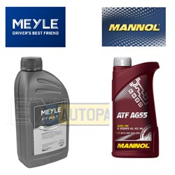 TYK500050: ATF 6HP ZF 6 SPEED OIL AUTO TRANS 1 LTR