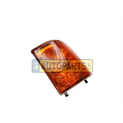 XBD100770: Lamp front flasher lh