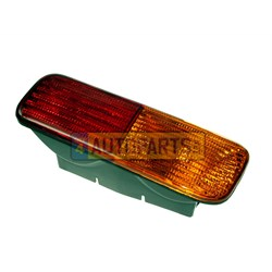 XFB101480: REAR LAMP RH BUMPER DISCOVERY 1I TO 2A99999